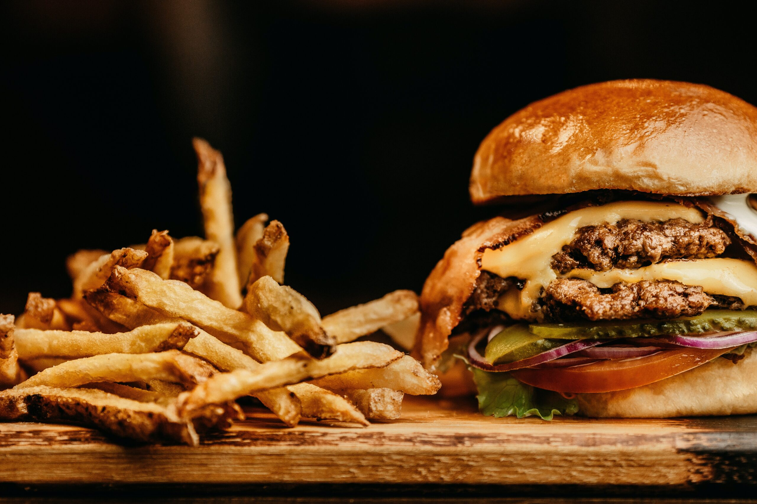 Fast Food can be inflammatory for your body.